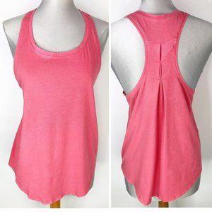 Lululemon Love Pleated Tank Top Pink